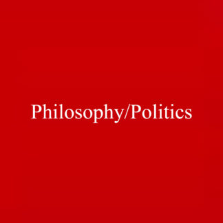 Philosophy/Politics