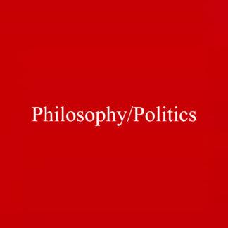 Philosophy/Politics
